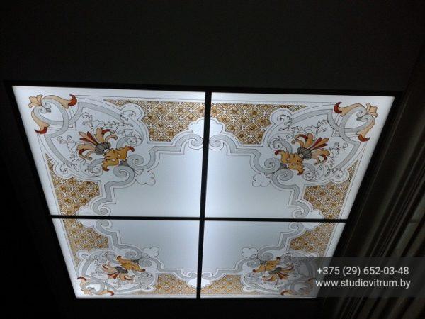 ms 55 600x450 - Мебель и предметы интерьера из стекла
