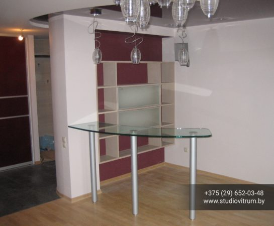 ms 8 545x450 - Мебель и предметы интерьера из стекла