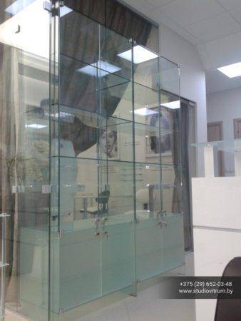 ms 108 338x450 - Мебель и предметы интерьера из стекла