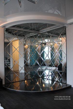 psz 10 300x450 - Панно и зашивка стен стеклом и зеркалом