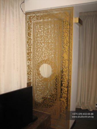 psz 13 338x450 - Панно и зашивка стен стеклом и зеркалом