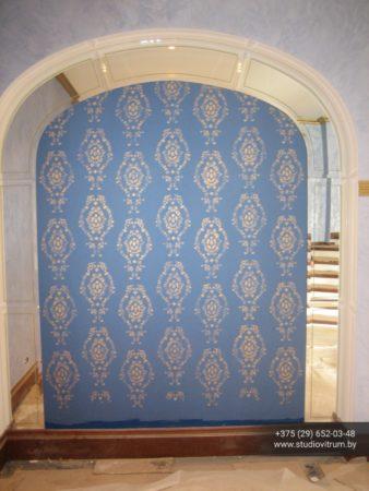 psz 14 338x450 - Панно и зашивка стен стеклом и зеркалом