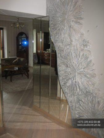psz 23 338x450 - Панно и зашивка стен стеклом и зеркалом
