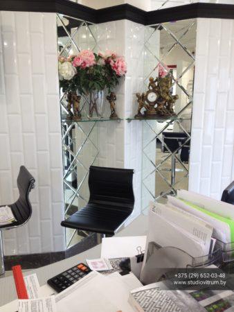 psz 6 338x450 - Панно и зашивка стен стеклом и зеркалом